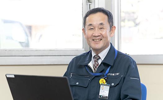 写真:代表取締役社長 村上照幸